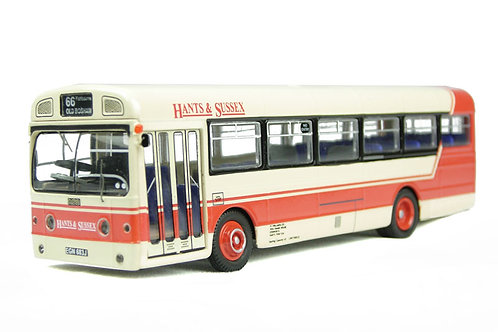 "Britbus - AEC Swift (ex LT) ""Hants & Sussex"" 1/76"