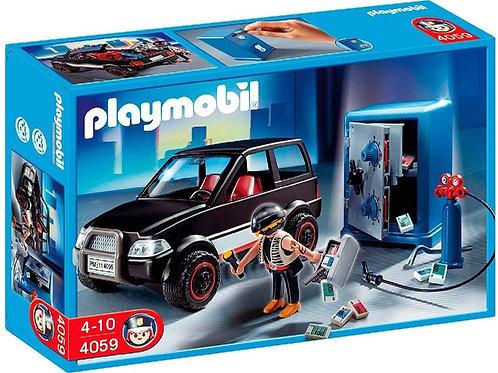 Playmobil 4059 - Safe Cracker and Car