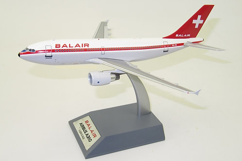Inflight 200 - Airbus A310-322 Balair HB-IPK with Stand 1/200