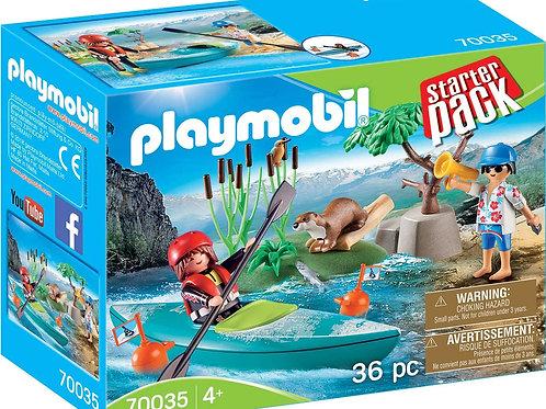 Playmobil 70035 Summer Fun - Rafting