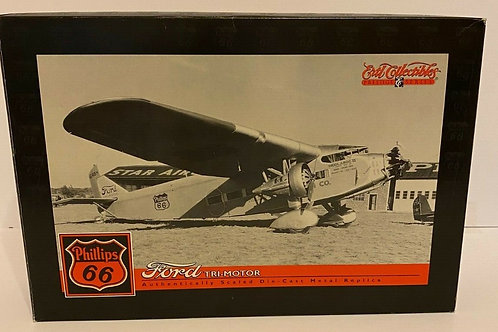ERTL Collectibles - Phillips 66 Ford Tri-Motor 1/34