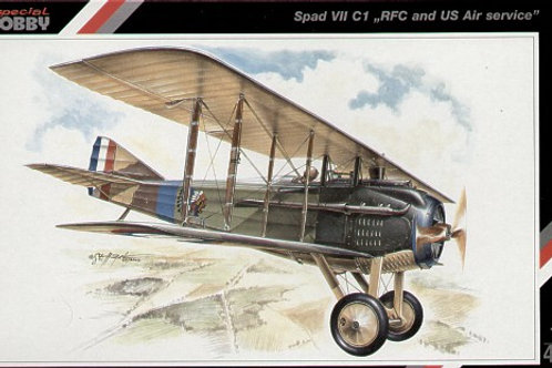 Special Hobby - Spad VII.C1 RFC and USAF 1/48