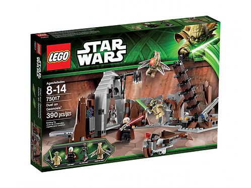 Lego 75017 Star Wars - Duel on Geonosis