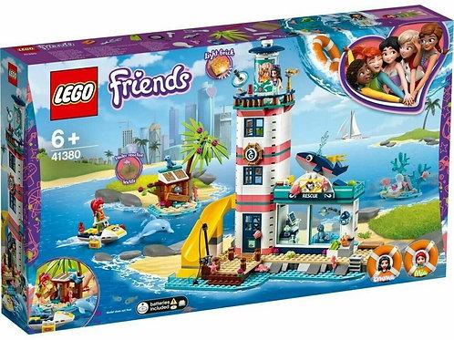 Lego Friends 41380 - Lighthouse with Flood Light