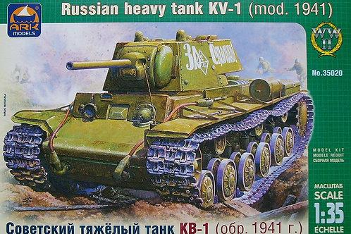 Ark Models - Russian Heavy Tank KV-1 Mod.1941 1/35