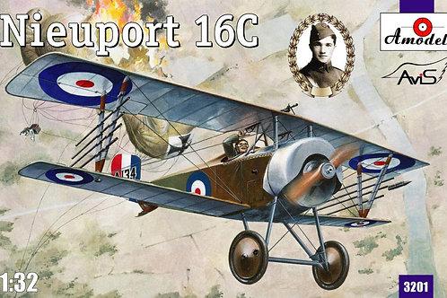 Amodel - Nieuport 16C 1/32