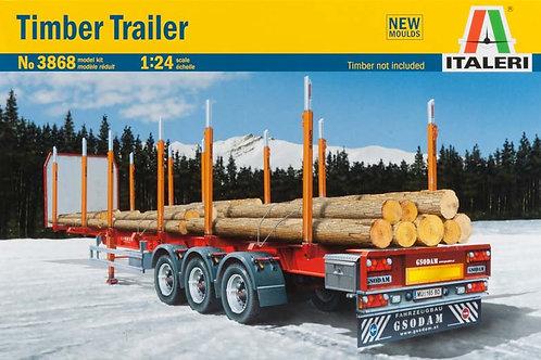 Italeri - Timber Trailer 1/24