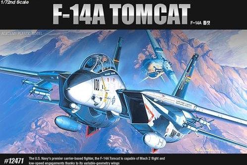 Academy - US Navy Fighter F-14A Tomcat 1/72