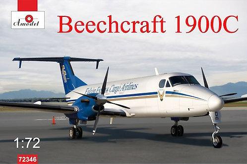 Amodel - Beechcraft 1900C Falcon Cargo 1/72