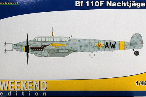 Eduard - Messerschmitt Bf 110F Nachtjäger 1/48