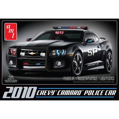 AMT - 2010 Chevy Camaro Police Car 1/25