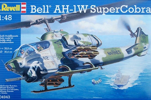 Revell - Bell AH-1W Super Cobra 1/48