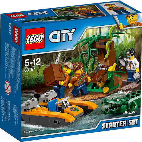Lego 60157 City - Jungle Starter Set