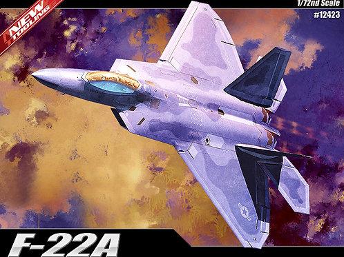 Academy - F-22A Raptor 1/72