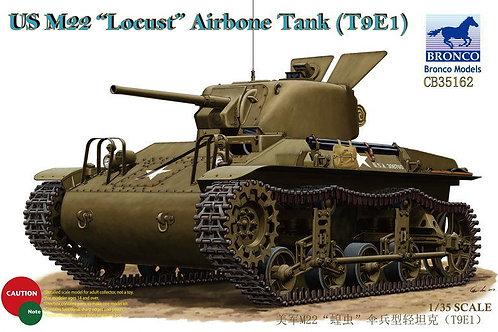 """Bronco - U.S. M22 """"Locust"""" Airborne Tank (T9E1)"""