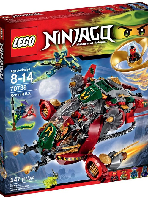Lego 70735 Ninjago - Ronin R.E.X.