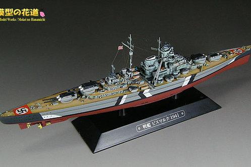 Eaglemoss - Battleship Bismarck 1941 1/1100