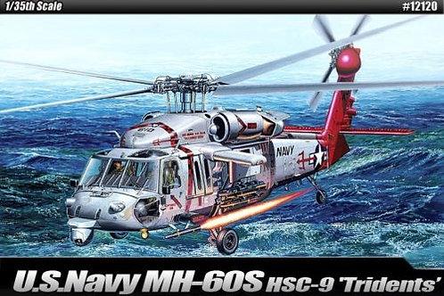 Academy - U.S. Navy MH-60S HSC-9 'Tridents' 1/35