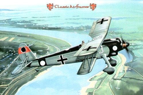 Classic Airframes - Arado Ar68E/F 1/48