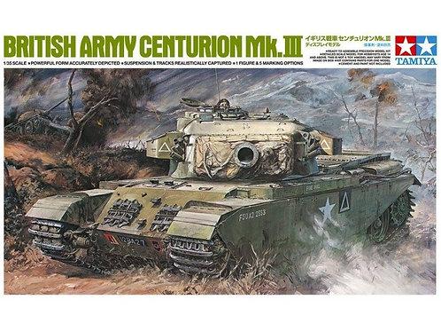 Tamiya - British Army Centurion Mk.III 1/35