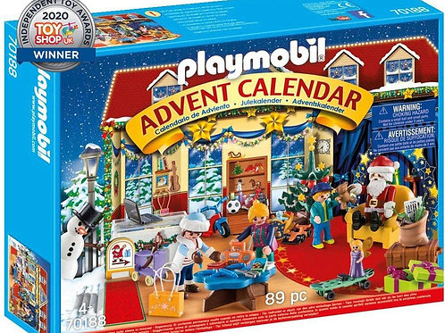 Playmobil 70188 Advent Calendar -  Christmas in the Toy Shop