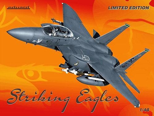 Eduard - F-15E Strike Eagle Striking Eagles 1/48