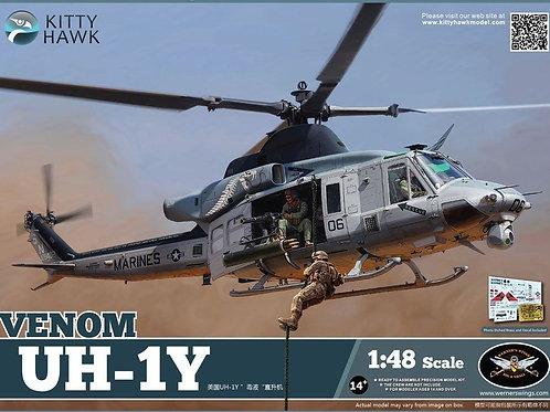 Kitty Hawk - Venom UH-1Y 1/48