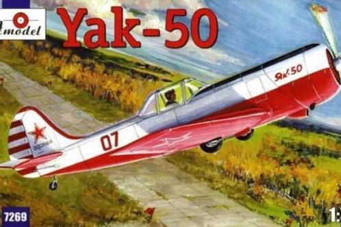 Amodel - Yakovlev Yak-50 1/72