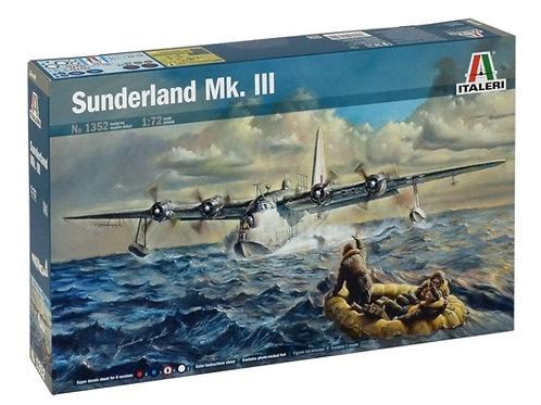 Italeri - Sunderland Mk.III 1/72