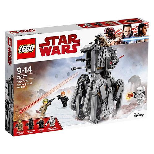 Lego 75177 Star Wars - First Order Heavy Scout Walker