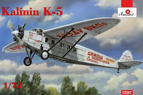 Amodel - Kalinin K-5 1/72