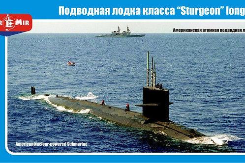 Mikromir - US Sturgeon Class Nuclear Submarine