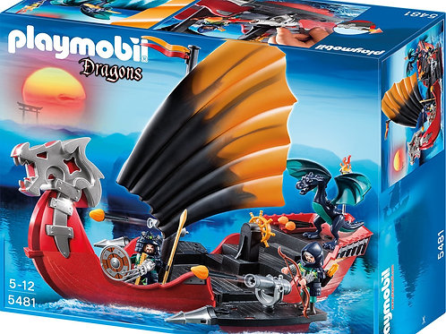 Playmobil 5481 Dragons - Dragon Battle Ship