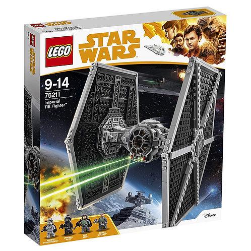 Lego 75211 Star Wars - Imperial TIE Fighter