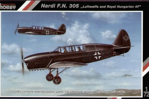 Special Hobby - Nardi F.N. 305 Luftwaffe 1/72