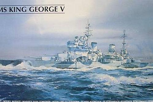 Heller - HMS King George V 1/400