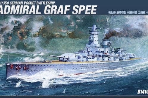 Academy - Battleship Admiral Graf Spee 1/350