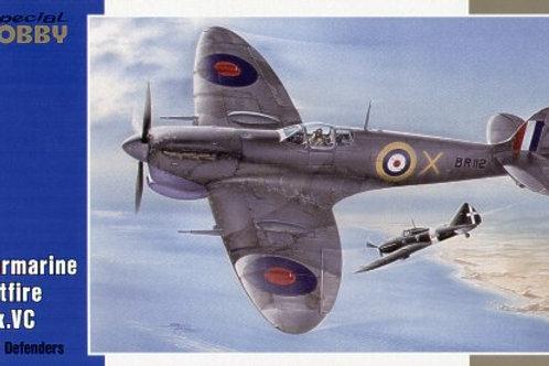 Special Hobby - Supermarine Spitfire Mk.Vc 1/48