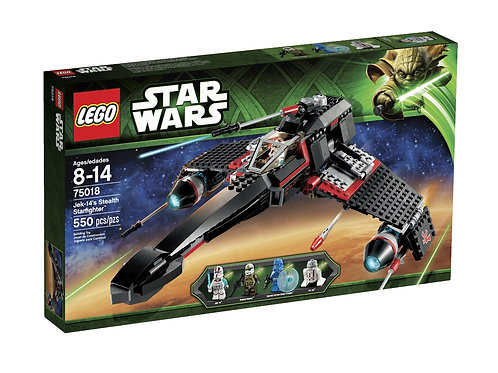 Lego 75018 Star Wars - Jek-14's Stealth Starfighter