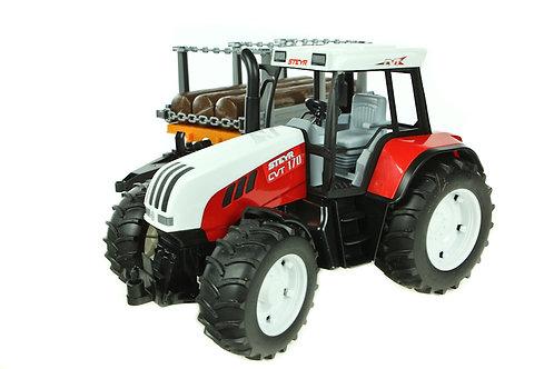 Bruder 02088 - Tractor Steyr CVT 170 with Frontloader