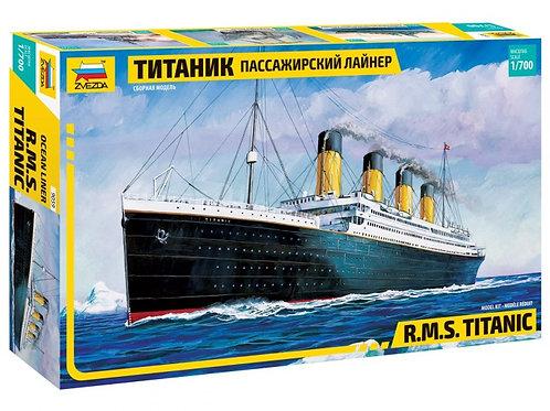 Zvezda - R.M.S. Titanic 1/700
