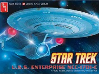 AMT - Star Trek USS Enterprise 1701C 1/1000