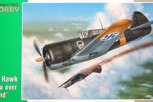Special Hobby - Curtiss H-75 Hawk 'Sussu' 1/32