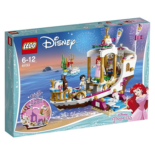Lego 41153 Disney - Ariel's Royal Celebration Boat