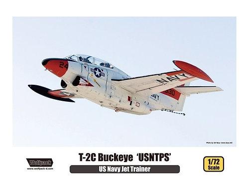 Wolfpack - North-American T-2C Buckeye USNTPS 1/72