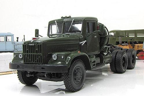 Наш Автопром - Soviet Truck KrAZ-258B 1977 1/43