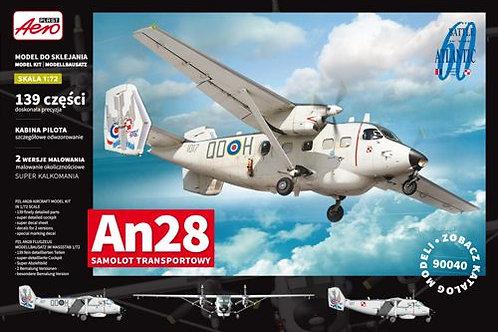 Aeroplast - Antonov An-28 Transport Aircraft 1/72