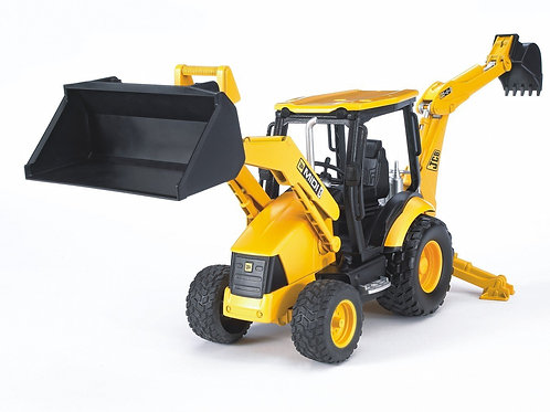 Bruder 02427 - JCB Midi CX Backhoe Loader 1/16
