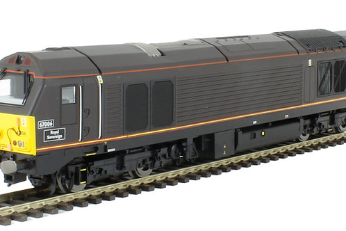 Hornby - Class 67 67006 'Royal Sovereign' in EWS