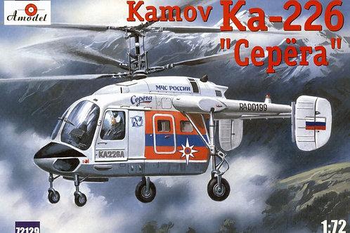 Amodel - Kamov Ka-226 Segera 1/72